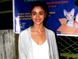 Alia Bhatt, Saif Ali Khan At Adoptathon To Provide Homes To Animals