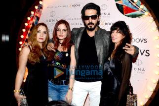 Koovs bash with designers Gauri and Nainika