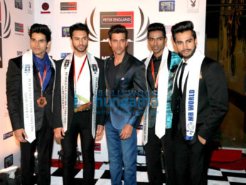 Hrithik Roshan and others grace the Mr. India 2016 show