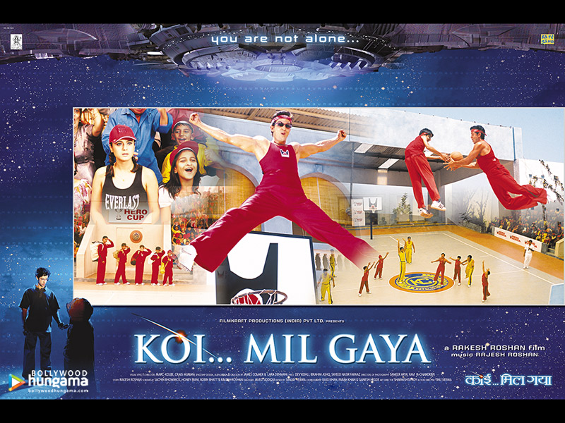 Koi mil gaya 2003 wallpapers koi mil gaya 9 bollywood for Koi mil gaya 2