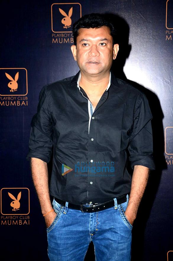 Launch of 'Playboy Club' by Sachin Joshi