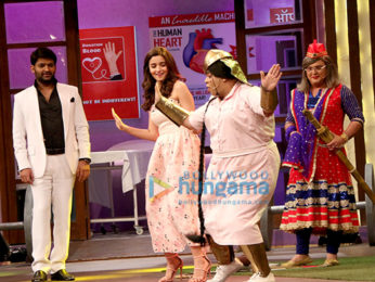 Shah Rukh Khan & Alia Bhatt on The Kapil Sharma Show
