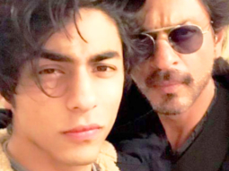 Shah Rukh Khan Celebrates Thanksgiving With His Son, Aryan Khan video