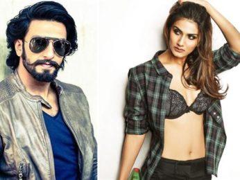 "Ranveer Singh: ""First Kiss With Vaani Kapoor Was MAGIC"" | Befikre EXCLUSIVE"
