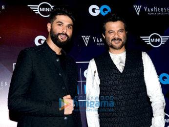 Aamir Khan, Sooraj Pancholi and others grace the GQ Fashion Nights