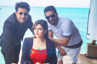 On The Sets Of The Movie Aksar 2