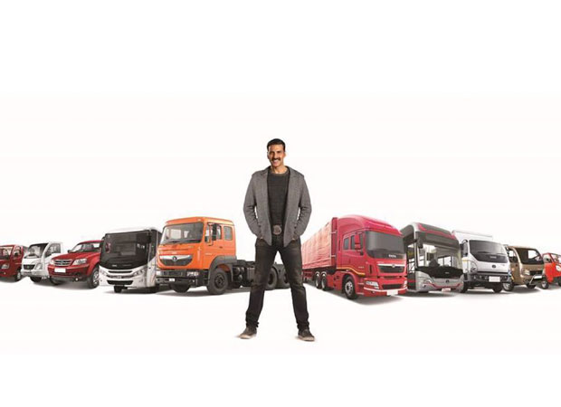 Akshay Kumar brand ambassador of Tata Motors