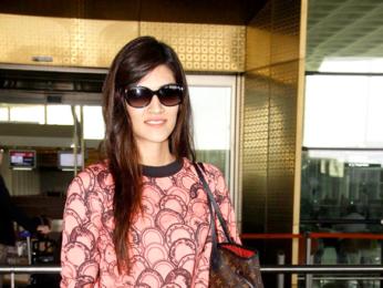 Alia Bhatt, Kriti Sanon, Sonam Kapoor and Kangna Ranaut snapped at the airport