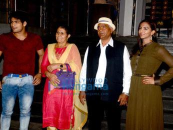 Cast and crew screening of 'Dangal'