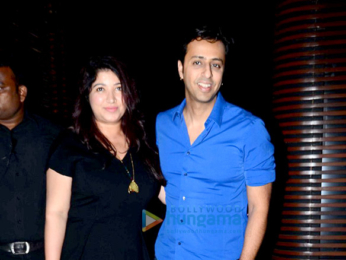 Celebs grace the launch of the Estellla lounge in Juhu
