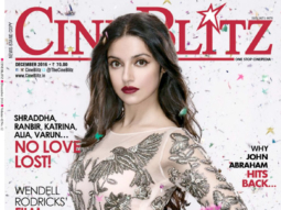 Divya Khosla Kumar On The Cover Of Cine Blitz