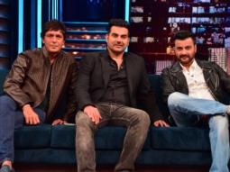 Chunkey Pandey, Arbaaz Khan, Sanjay Kapoor