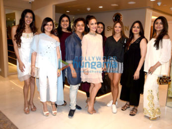 Elli Avram, Alvira Khan and Deanne Pandey grace 'Shirrin Fashion Store's launch