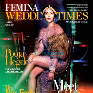Pooja Hegde On The Cover Of Femina