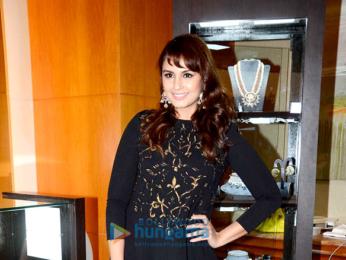 Huma Qureshi, Saiyami Kher and others grace Payal Singhal & Shaheen Abbas' fashion preview