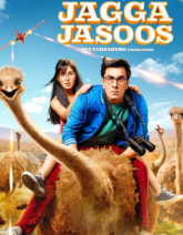 First Look Of The Movie Jagga Jasoos