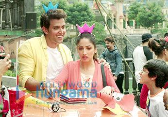 Movie still from the film Kaabil