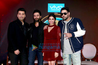Karan Johar, Badshah and other grace the launch of Dil Hai Hindustani