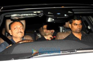 Karan Johar and Gauri Khan snapped visiting Ranbir Kapoor's new house in Bandra