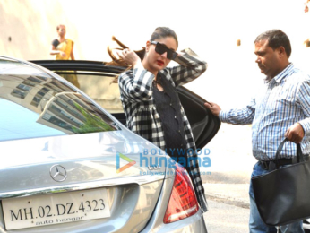 Kareena Kapoor Khan snapped post lunch with friends at Out of the Blue