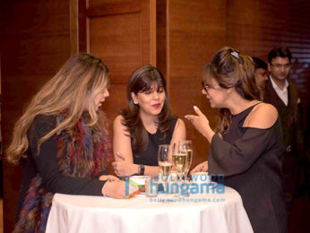Launch of Gauri Khan's book in London