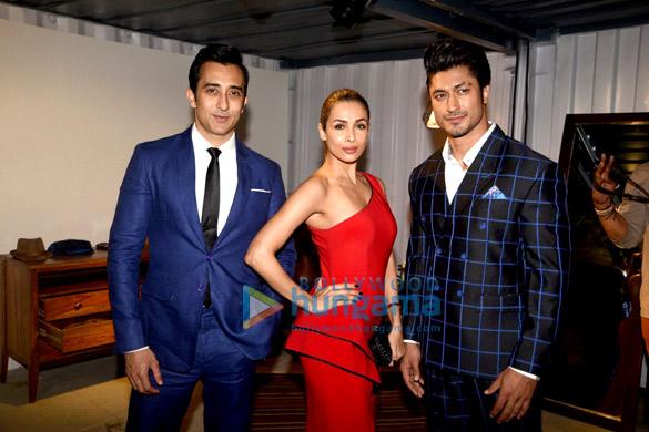 Malaika Arora Khan, Vidyut Jammwal & Rahul Khanna grace the launch of BMW Mini