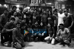 On The Sets Of The Movie Raees