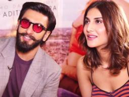 Ranveer Singh OPENS UP On Doing The Red Underwear Scene In Befikre video