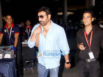 Ranveer Singh, Vaani Kapoor and Sunny Deol snapped at the airport