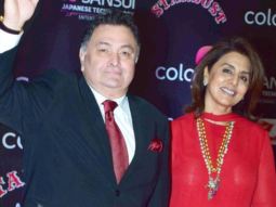 Rishi Kapoor Loses Cool & BLASTS Media At Stardust Awards 2016 vid