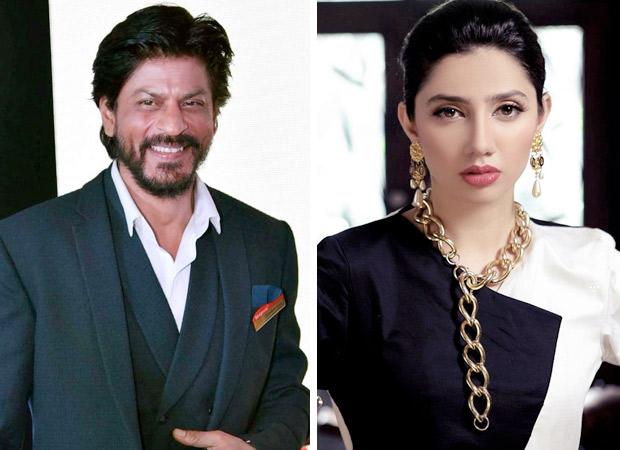 SRK-Mahira