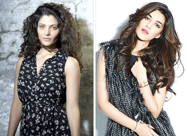 Saiyami Kher replaces Kriti Sanon in Farhan Akhtar's Lucknow Central