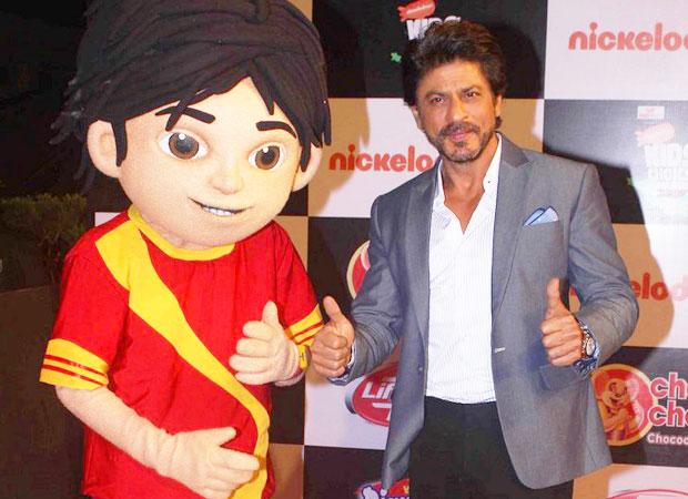 Shah Rukh Khan win 'Kid' Ikon of the Year' award at Nickelodeon's Kids Choice Awards 2016