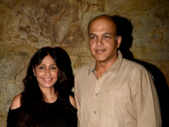 Special screening of 'Dangal' with Sachin Tendulkar and Phogat Family