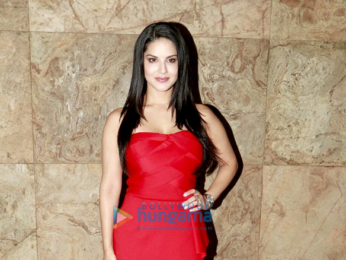 Sunny Leone promotes 'Laila Main Laila' song from 'Raees'