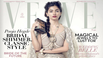 Pooja Hegde On The Cover Of Verve