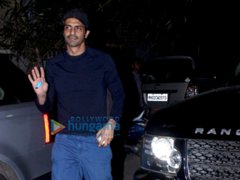 Vidya Balan and Arjun Rampal grace the screening of 'Kahaani 2'