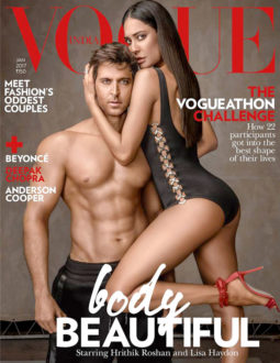 On the covers of Vogue