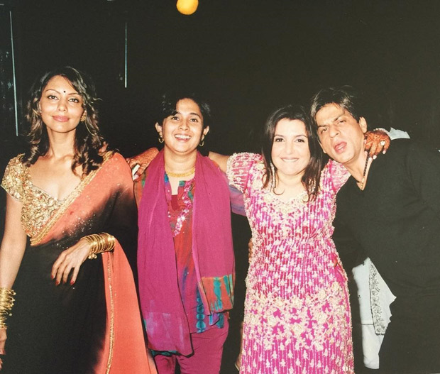 These unseen photos of Shah Rukh Khan, Priyanka Chopra and others at Farah Khan's wedding will make you nostalgic