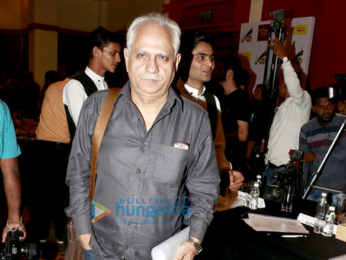 Ayushmann Khuranna, Javed Akhtar and others snapped at the Jury meet of the Radio Mirchi awards
