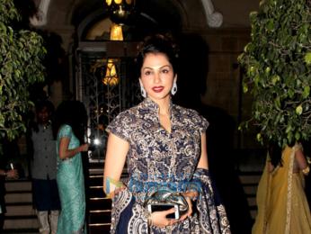 Celebs grace YES Bank CEO Rana Kapoor's daughter's sangeet ceremony at Taj Colaba