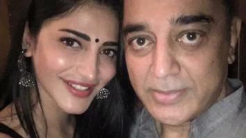 Check out: Shruti Haasan celebrates her birthday with Tamannaah Bhatia and Kamal Haasan