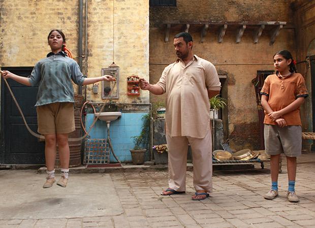 Dangal crosses 200 crores in the overseas markets