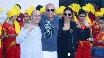 """Deepika Padukone & Vin Diesel Arrive In India: """"Deepika Made It Possible"""""""