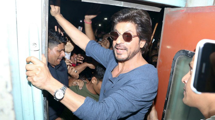 """EXCLUSIVE! """"I Am A Common Man, Part Of EVERYBODY"""": Shah Rukh Khan"""