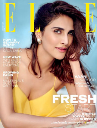 On the covers of Elle