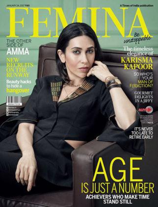 Karisma Kapoor On The Cover Of Femina