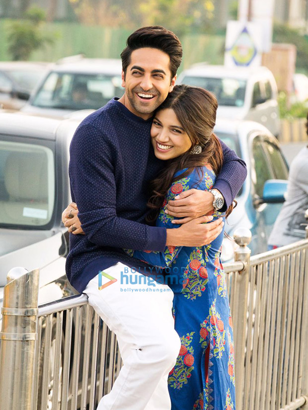 First look of Ayushmann Khurrana