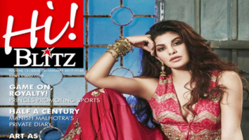 Jacqueline Fernandez On The Cover Of Hi! Blitz