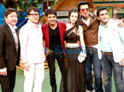 Jackie Chan and Sonu Sood on 'The Kapil Sharma Show'